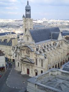 Eglise-St-Etienne-du-Mont